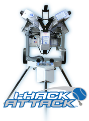 NEW! I-Hack Attack Baseball Pitching Machine