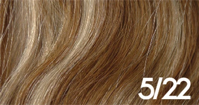"Keratin Tips 22"" - Color Piano 5/22"
