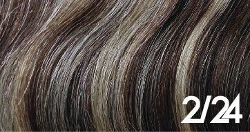 "Keratin Tips 22""- Color Piano 2/24"