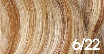 "Keratin Tips 22"" - Color Piano 6/22"