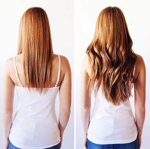 "22"" Tape Extensions - Color 6"