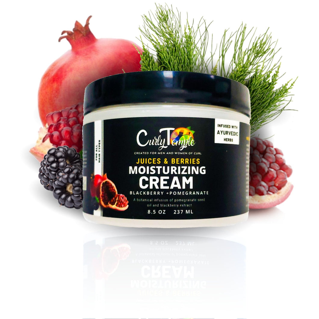 JUICIES & BERRIES MOISTURIZING CREAM