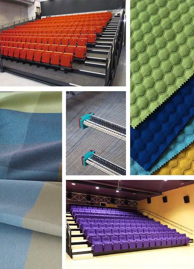 Collage of Textiles