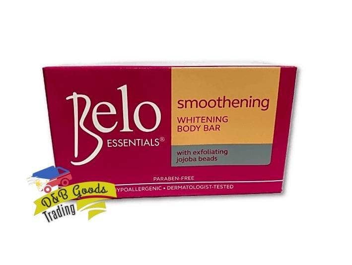Belo Beauty Products Belo Smoothening Whitening Body Bar (Pink)
