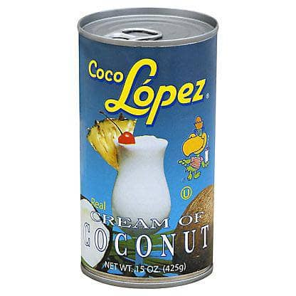 Coco Lopez Canned Goods Coco Lopez Cream of Coconut