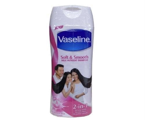 D & B Goods Beauty Products Vaseline Soft & Smooth 2 in 1 Shampoo
