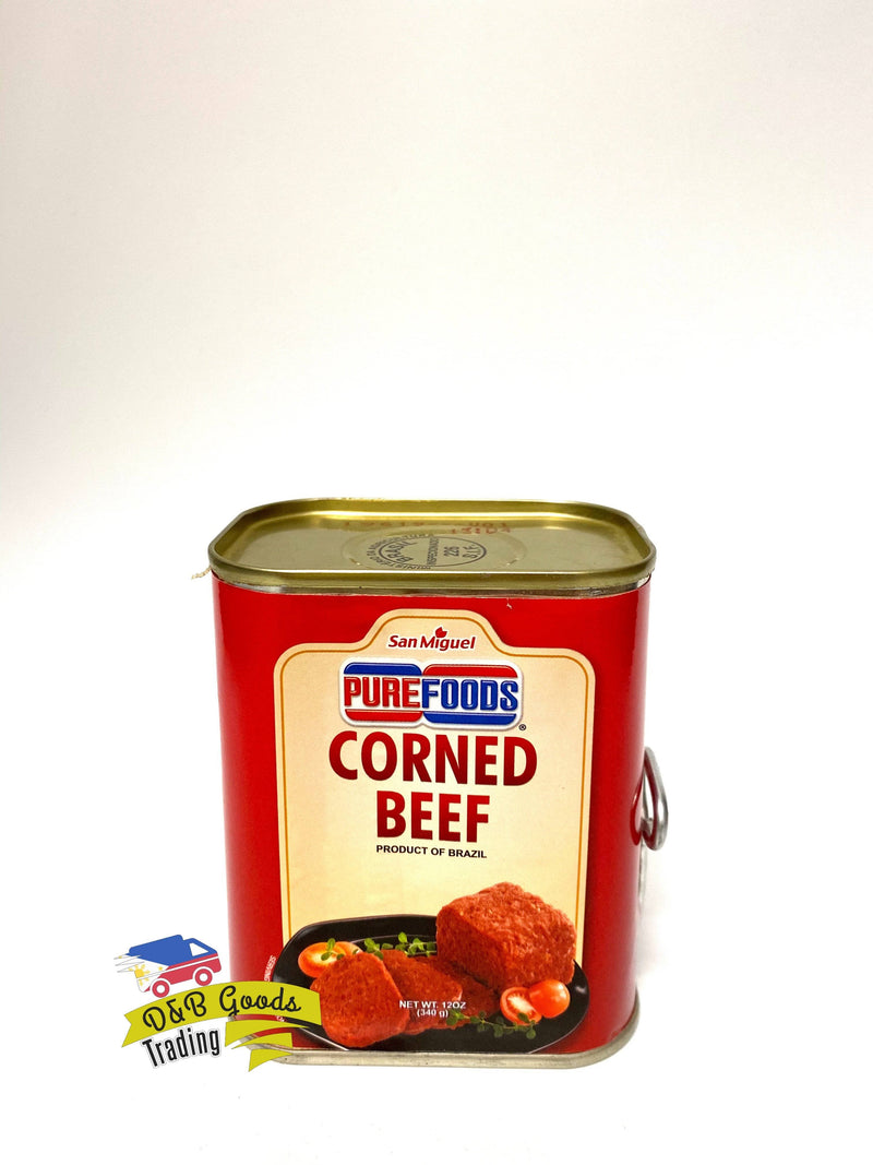 D&B Goods Trading Canned Goods San Miguel Purefoods Corned Beef