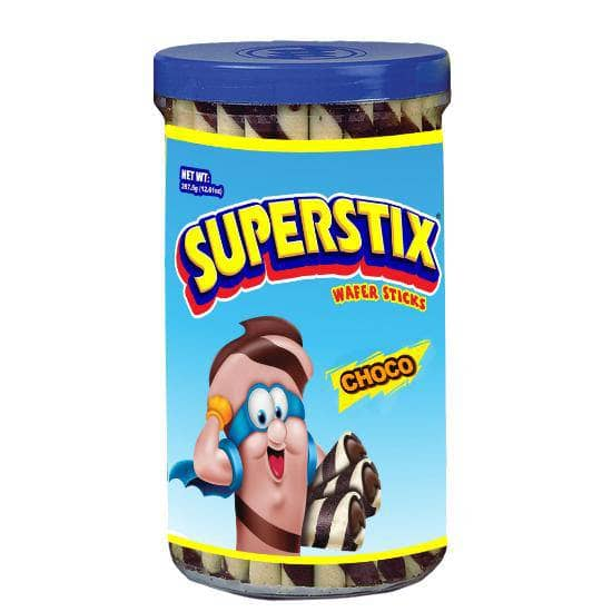 D&B Goods Trading Cookies Super Stix Chocolate