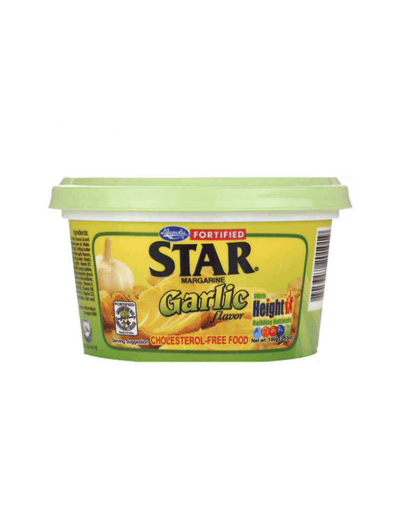 D&B Goods Trading Spreads Star Margarine Garlic (S)