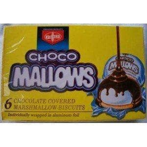 Fibisco Sweets Chocolate Mallows