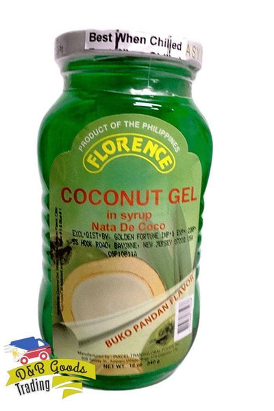 Florence Bottled Goods Florence Coco Gel-Green Pandan