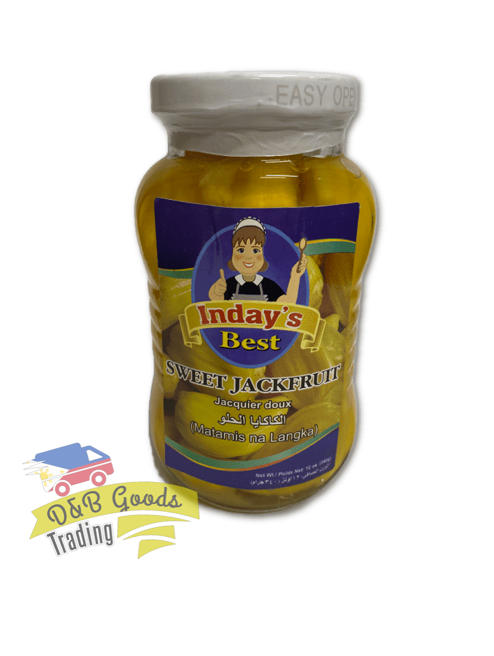 Inday's Best Bottled Goods Inday's Best Jackfruit in Syrup