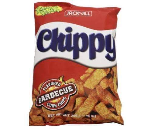 Jack & Jill Chips Chippy BBQ Party Pack
