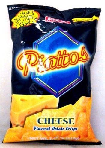 Jack & Jill Chips Piattos Cheese Party Pack