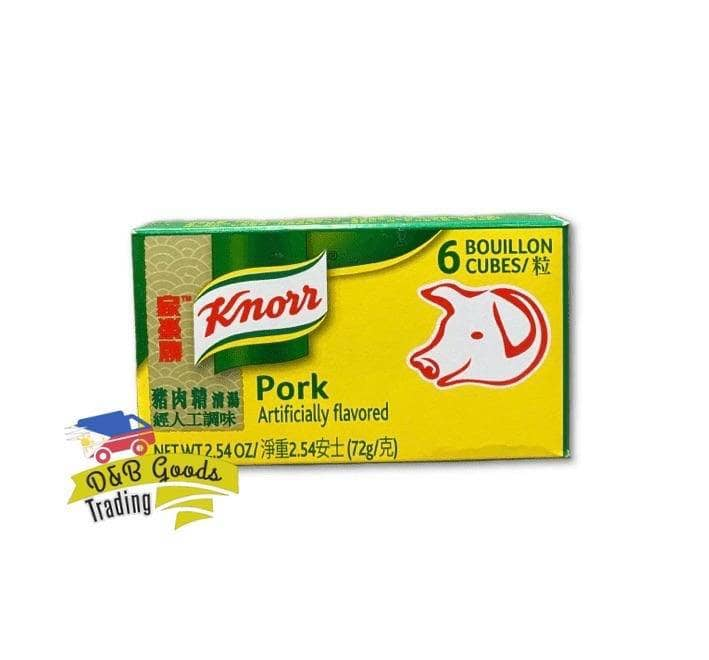 Knorr Mixes Knorr Pork Cubes