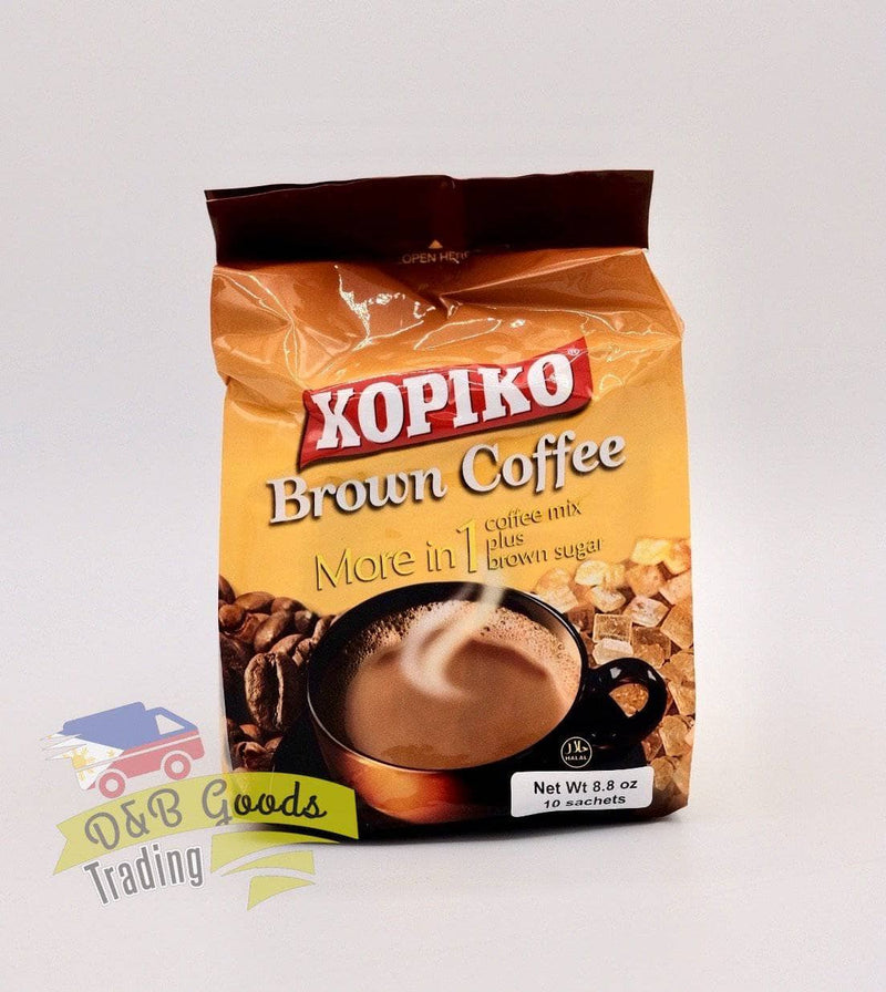 Kopiko Drinks Kopiko Brown Coffee