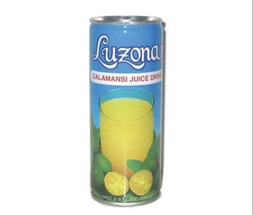 Luzona Drinks Luzona Calamansi Juice
