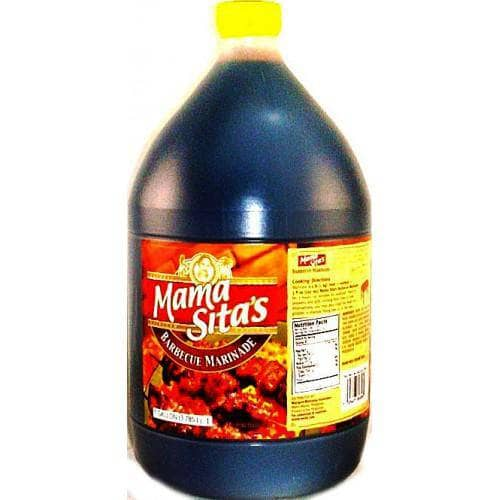 Mama Sita Condiments Mama Sita Barbecue Marinade (Gallon)