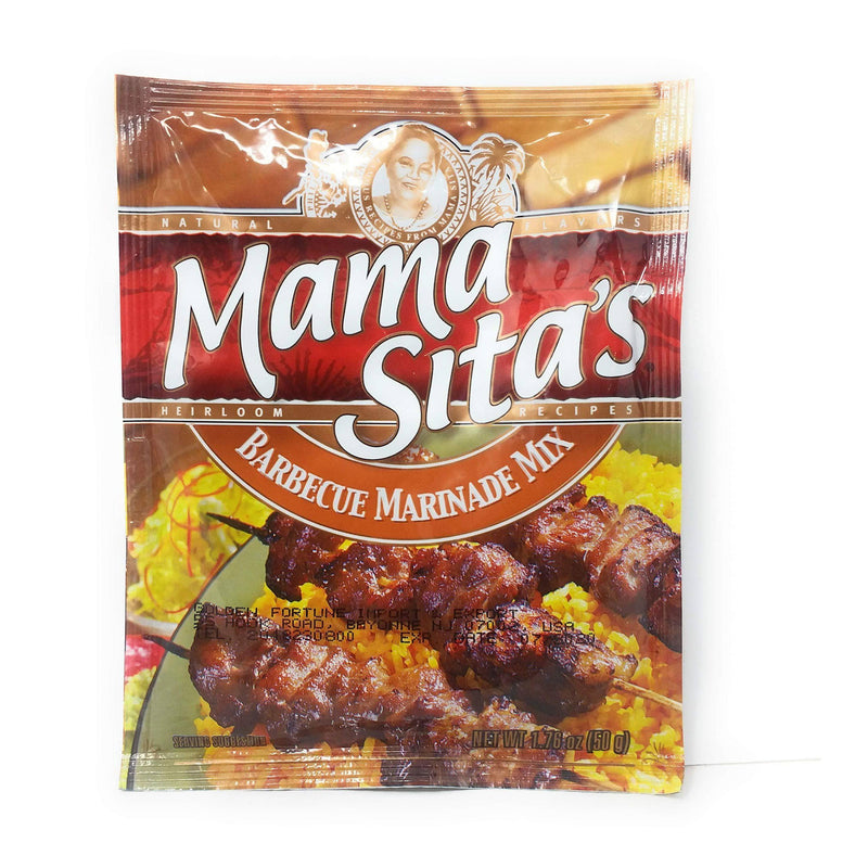 Mama Sita Mixes Mama Sita Barbecue Marinade Mix