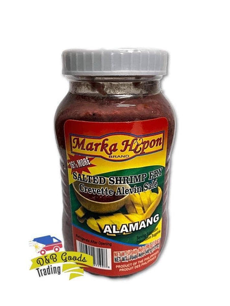 Marca Hipon Condiments Marca Hipon Salted Shrimp Fry (Alamang)