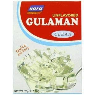 Nora Kitchen Dry Goods Nora Gulaman Clear