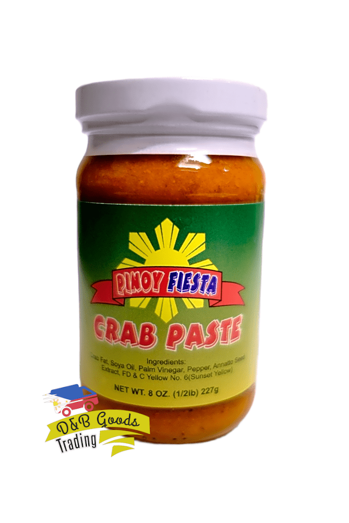 Pinoy Fiesta Condiments Pinoy Fiesta Crab Paste