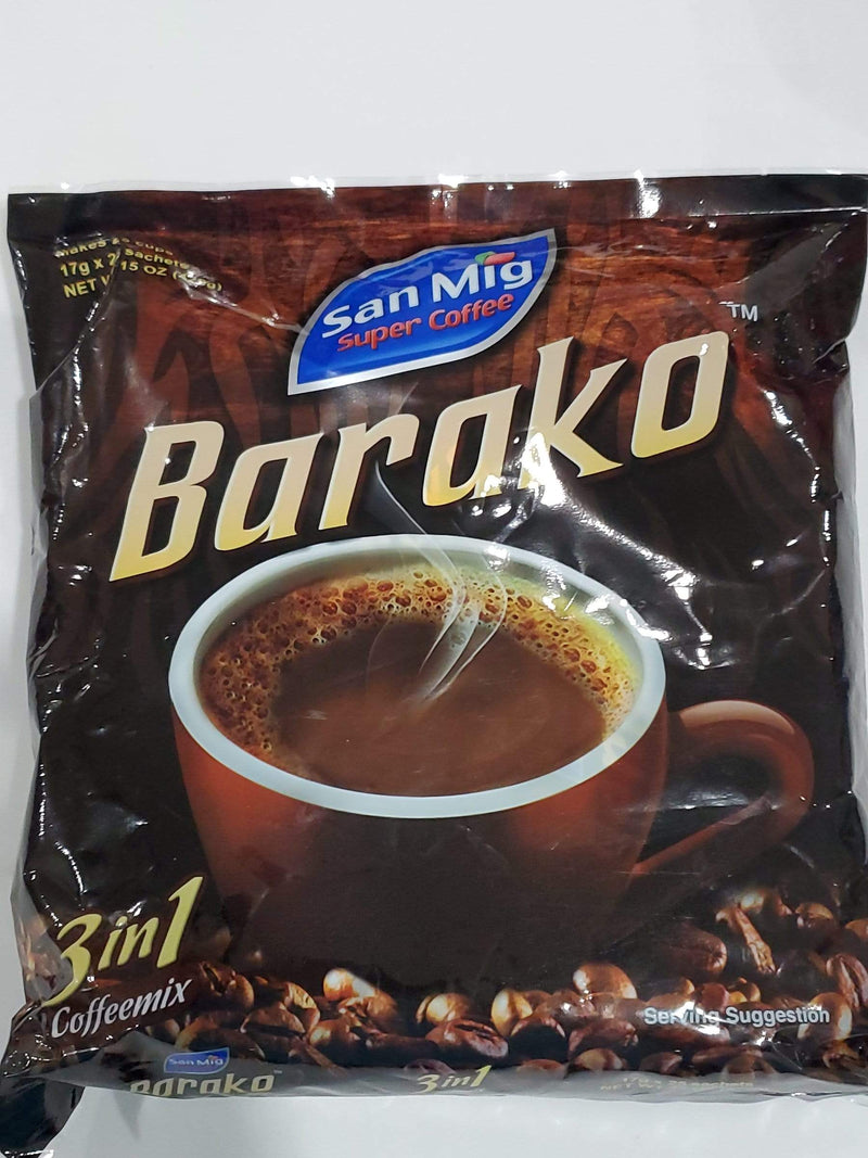 San Miguel San Mig Coffee 3 in 1 Barako Strip (Large)