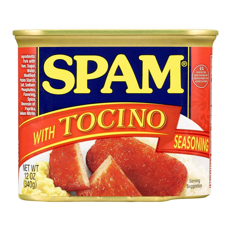 Spam Canned Goods Spam Tocino