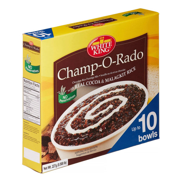 White King Mixes White King Champorado Mix