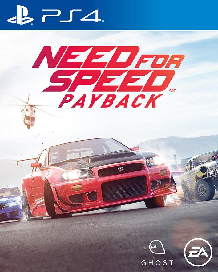 PS4 - Need For Speed: Payback (USADO)