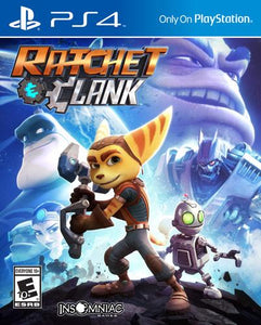 PS4 - Ratchet & Clank (USADO)