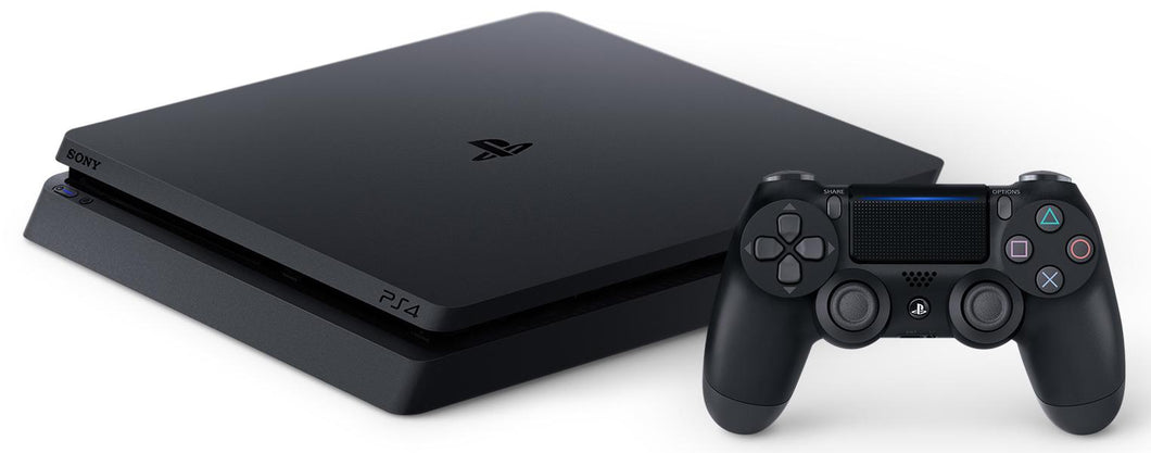 Console PlayStation 4 Slim 500GB - PS4 Sony (USADO)