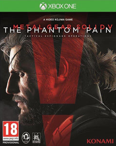 Xbox One - Metal Gear Solid V The Phantom Pain (USADO)