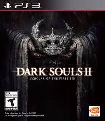 Jogo PS3 - Dark Souls II: Scholar of the First Sin (USADO)