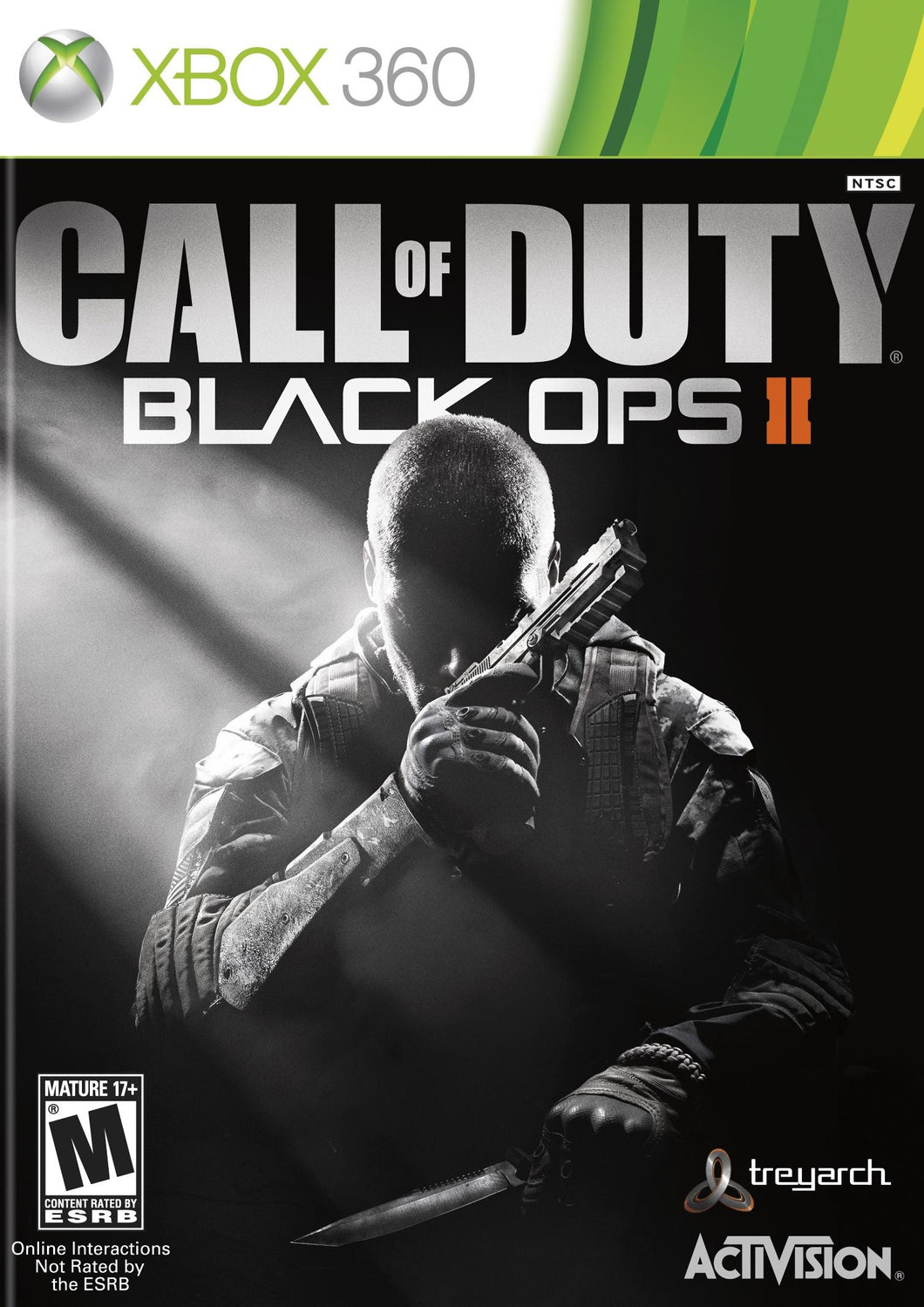 Xbox 360 - Call Of Duty: Black Ops 2 (USADO)