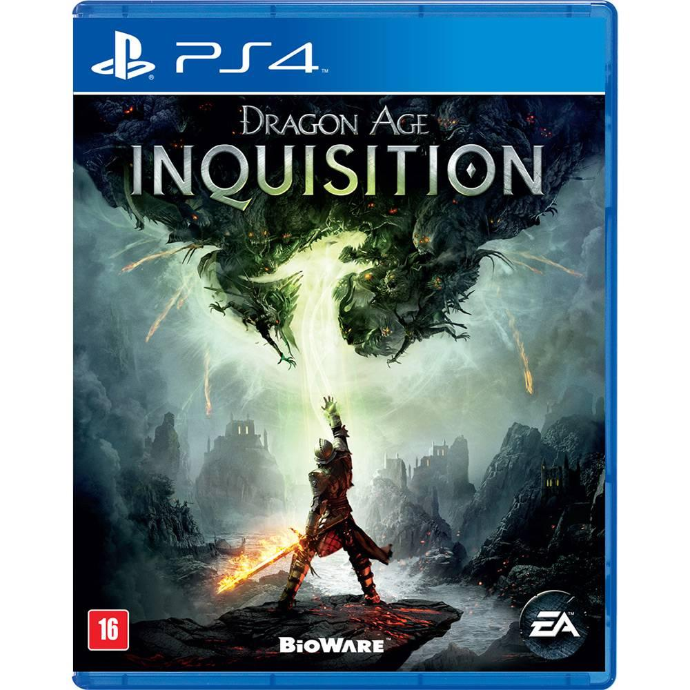 PS4 - DRAGON AGE: INQUISITION (USADO)