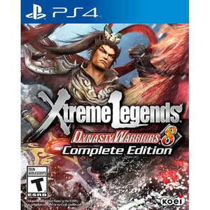 PS4 - Dynasty Warriors 8: Xtreme Legendes Complete Edition (USADO)