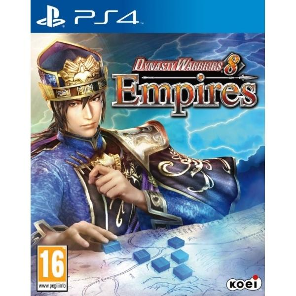 PS4 - Dynasty Warriors 8 Empires (USADO)