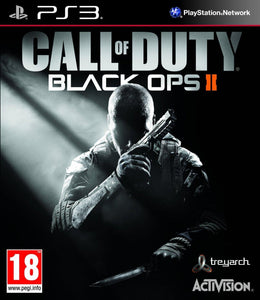 PS3 - Call of Duty: Black Ops 2 (USADO)