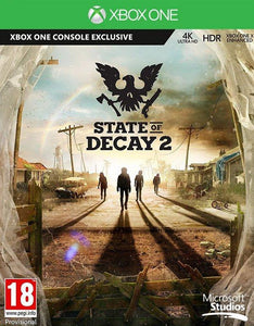 Jogo Xbox One - State of Decay 2