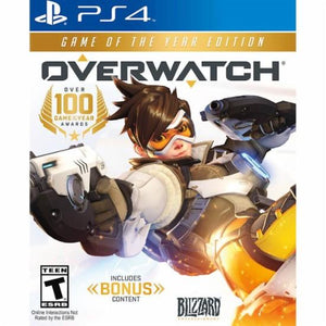 PS4 - Overwatch Game of the Year Edition (USADO)