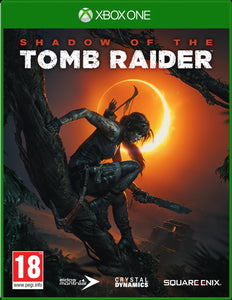 Jogo Xbox One - Shadow of The Tomb Raider