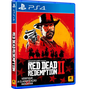 PS4 - Red Dead Redemption 2 (USADO)