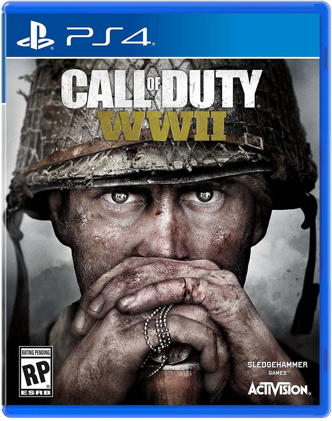 PS4 - Call of Duty: WWII (USADO)