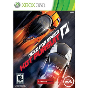 Xbox 360 - Need For Speed Hot Pursuit (USADO)
