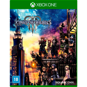 Jogo Xbox One - Kingdom Hearts III