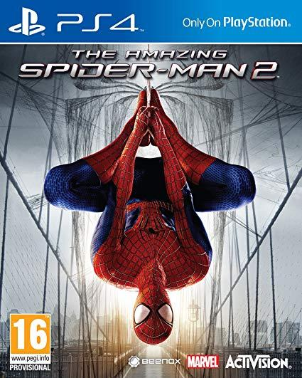 Jogo PS4 - The Amazing Spiderman 2 (USADO)