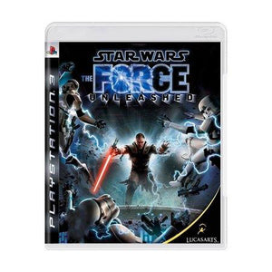 Jogo PS3 - Star Wars: The Force Unleashed (USADO)
