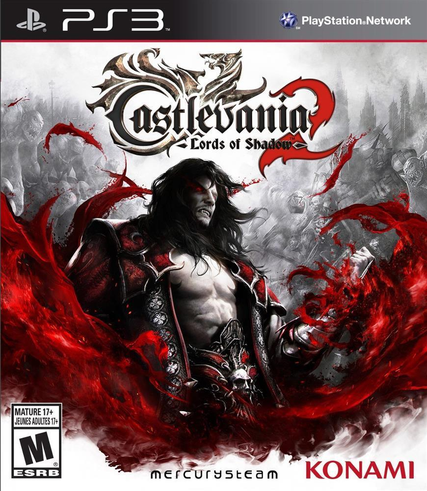 Jogo PS3 - Castlevania: Lords of Shadow 2 (USADO)
