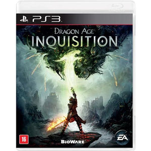 Jogo PS3 - Dragon Age: Inquisition (USADO)